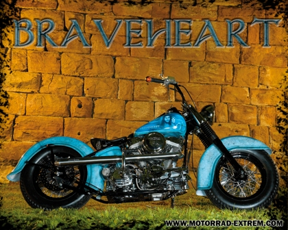Braveheart Bike